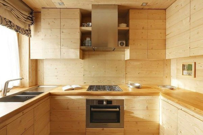 Критерии качества мебели для кухни