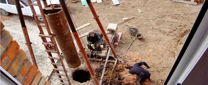 Как создаются источники на воду в Казани