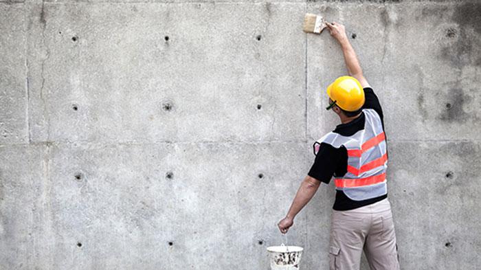 Как выполняется инъектирование бетона