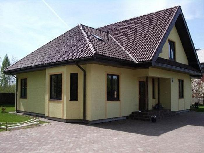Принцип строительства каркасного дома
