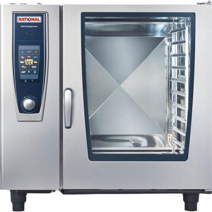 Пароинвекционные устройства в действии: для кулинарного производства