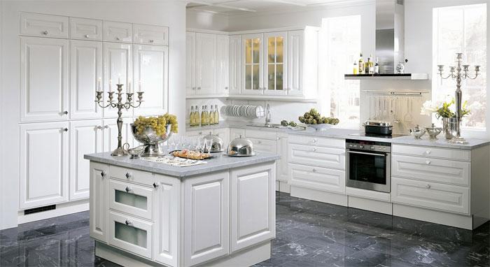 Кухонные гарнитуры от немецких производителей