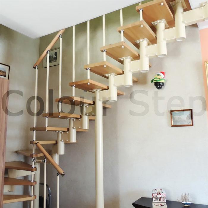 Лестницы из модулей