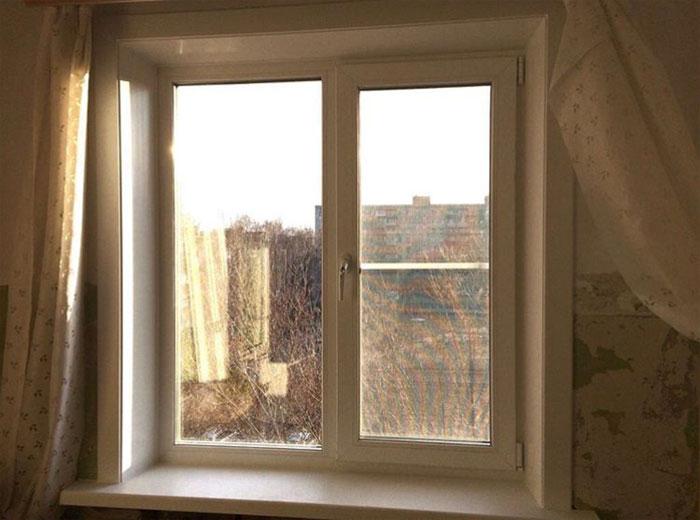 Как правильно устанавливаются окна