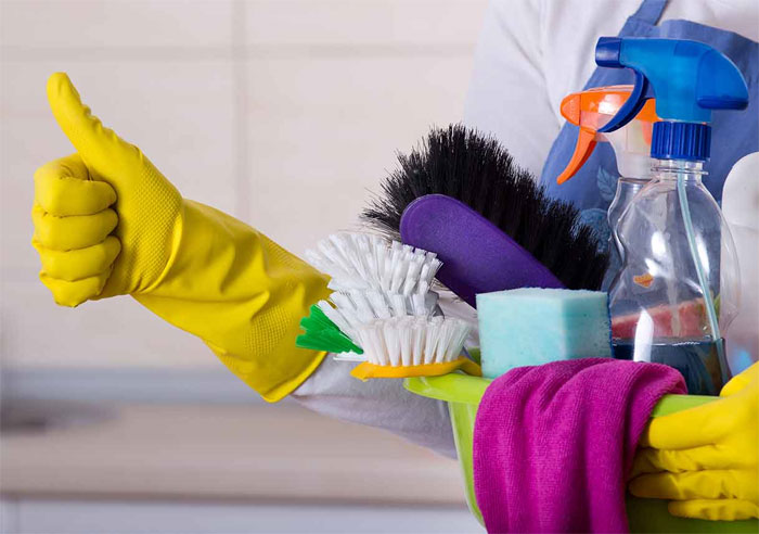 Уборка офисов и рабочих помещений