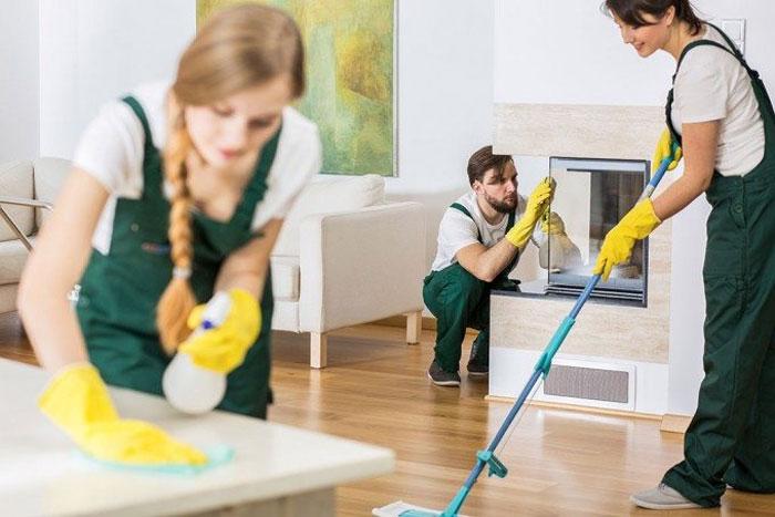 Уборка офисов и рабочих помещений: особенности и специфика