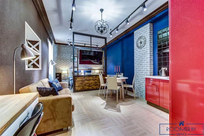 Обустройство съемных квартир