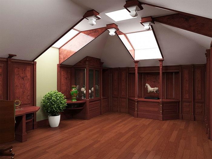 Проектирование и 3D моделирование мебели и предметов интерьера