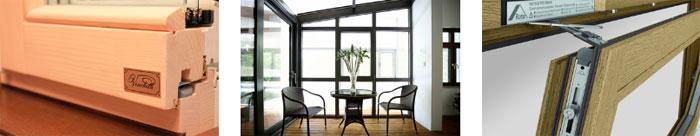 Комплектация деревянных окон