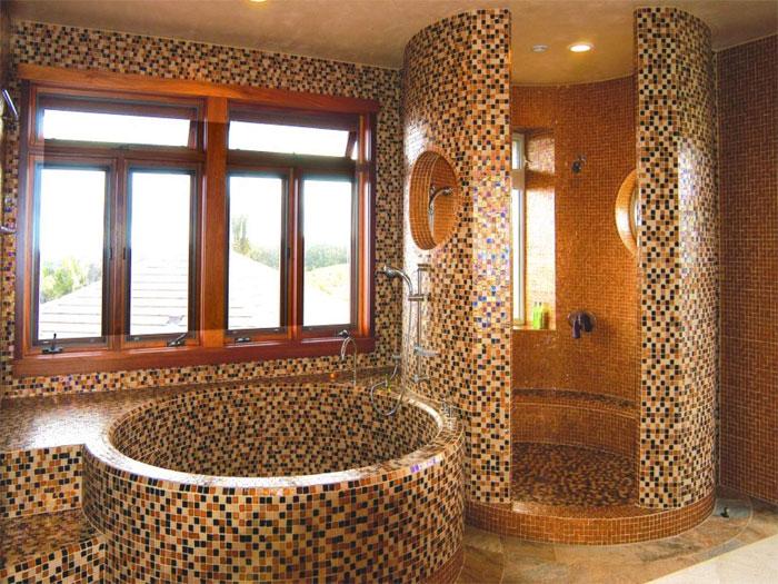 Плюсы и минусы плитки мозаики