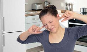 Почему шумит холодильник?