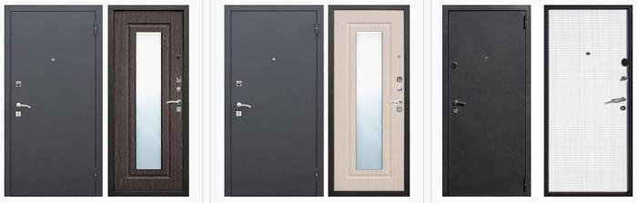 Как установить полый стальной каркас двери