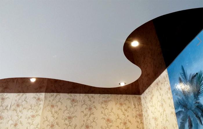 Натяжные потолки в небольшую квартиру: разбираем детали