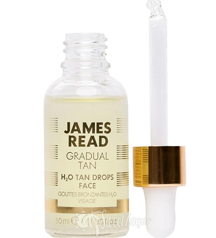 Капли для загара James Read