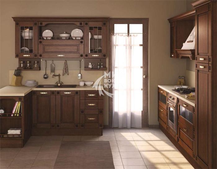 Мебельные материалы из твердых пород древесины