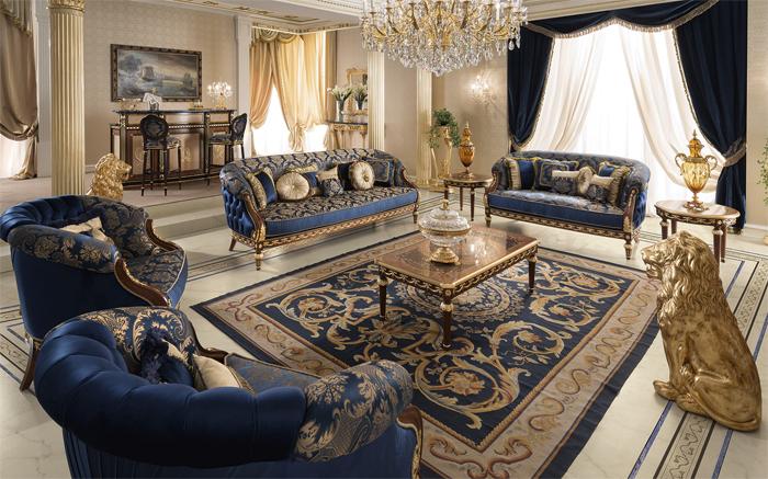 Роскошная мебель: чем она отличается от бюджетной