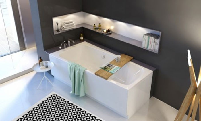 Критерии выбора мебели в ванную