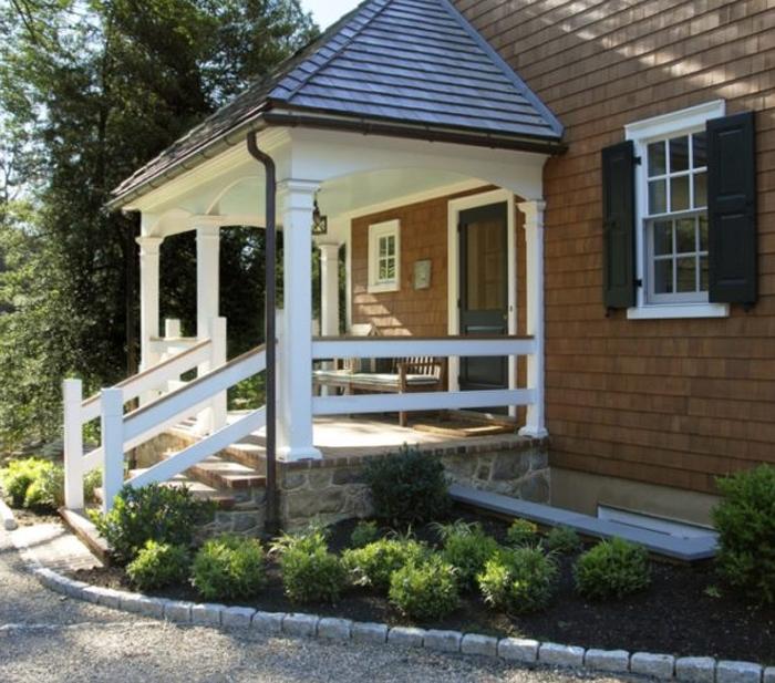 Как построить крыльцо вашего дома