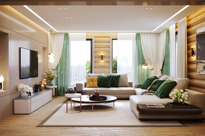 Дизайн загородного дома: особенности и возможности