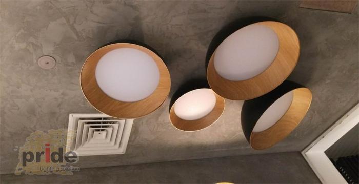 Главные преимущества потолочных светильников