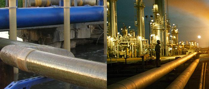 Стеклопластиковые трубы для горячего водоснабжения