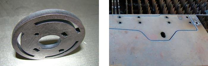 Плазменная резка метала