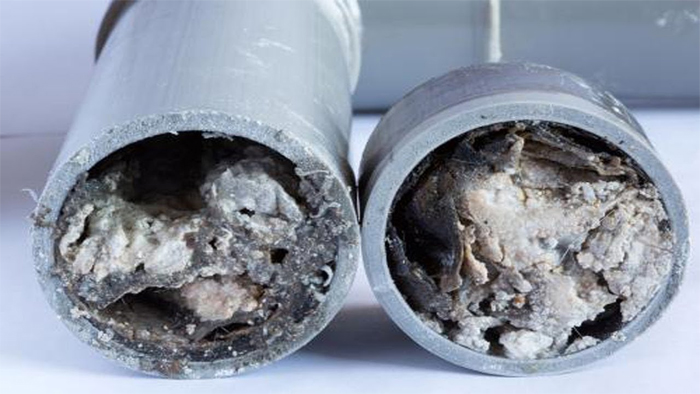Основные причины появления засора канализации