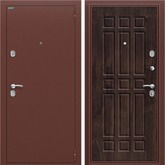 Парадные входные двери