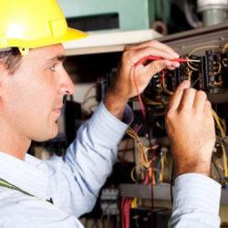 Главные этапы жилищного электростроительства