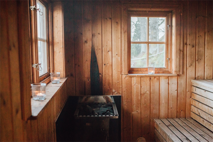 Русская баня из бруса - многообразие подходов в постройке