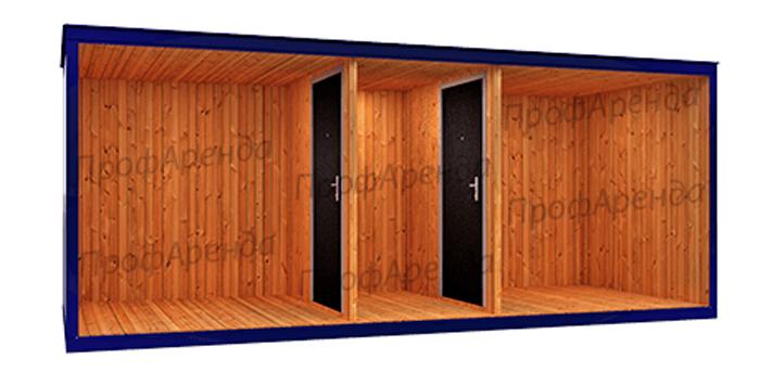 Аренда бытовок: применение помещения и особенности его съёма