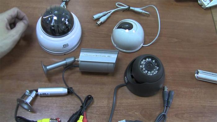 Основные принципы выбора современной камеры видеонаблюдения