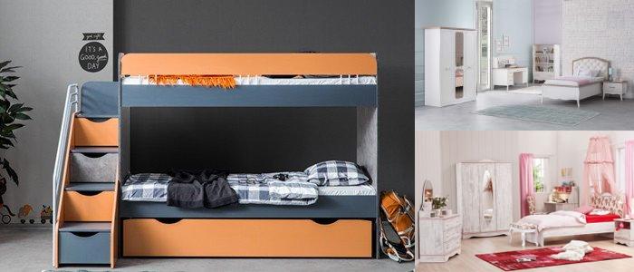Интересная и качественная мебель для детской