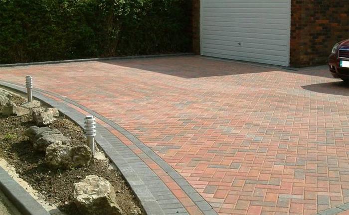 Что нужно знать об укладке тротуарной плитке на своем участке