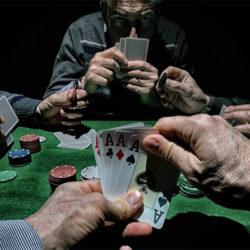 Техасский покер в Vulkan