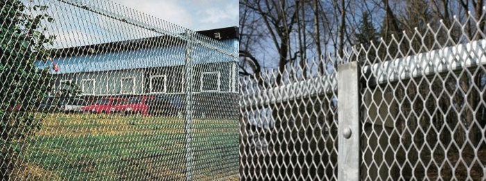 Где купить заборную сетку в Санкт-Петербурге?