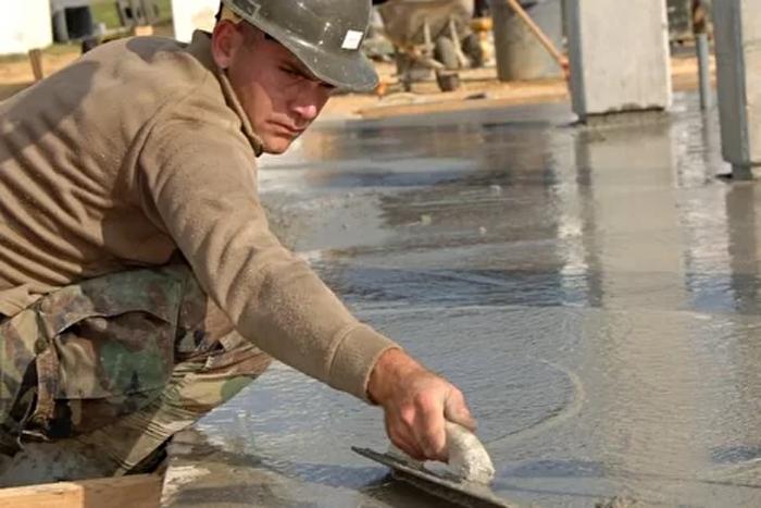 Полный ремонт бетонных конструкций