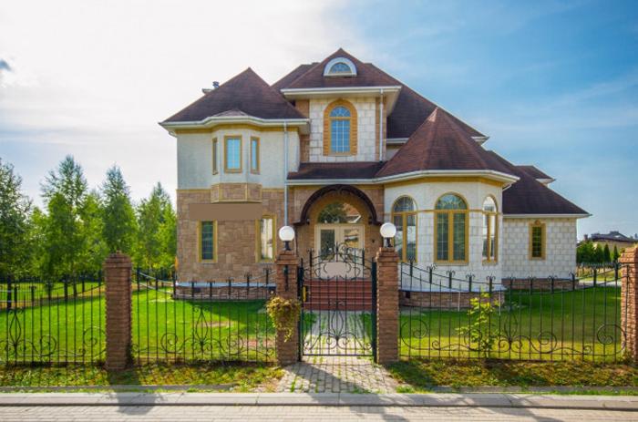 Постройте свой собственный дом - грандиозные проекты
