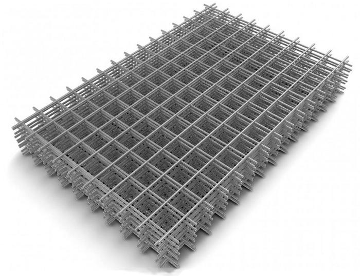 Применение сварной сетки в строительстве