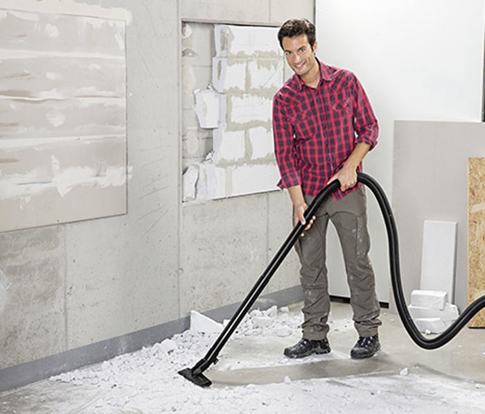 Уборка после ремонта в квартирах
