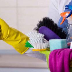 Как заказать дезинфицирующую уборку?