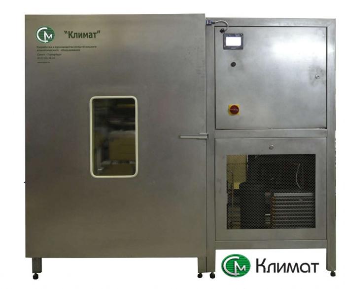 Какие параметры тестируют при помощи климатических камер