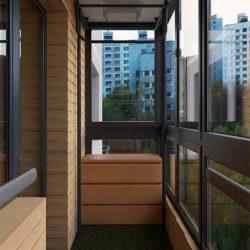 Остекление балкона: особенности, специфика и преимущества