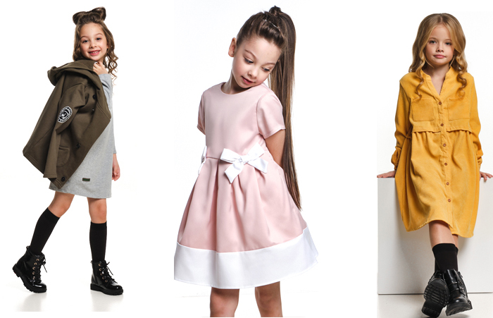 Подбор детской одежды отличного пошива