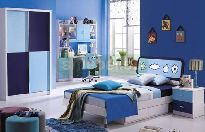 Обустроим детскую комнату правильно и со вкусом