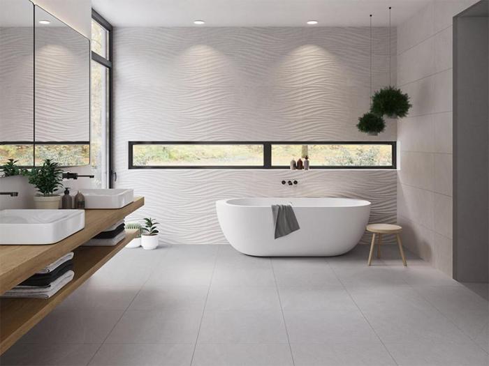 Как выбрать лучшую плитку для вашей ванной комнаты