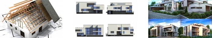 Проекты элитных загородных домов