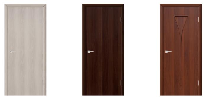 Двери межкомнатные: особенности и критерии выбора