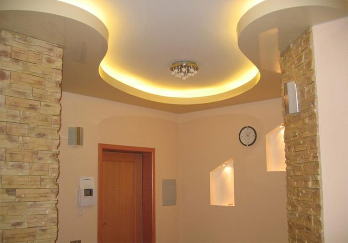 Натяжные потолки: основные характеристики и особенности выбора