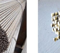 Преимущества и недостатки стальной арматуры